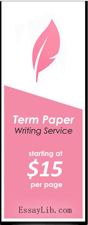 EssayLib.com term paper service